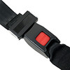 "Seatbelt Bracket Kit Includes (2) 60"" Fully Extended Lap Seatbelts"