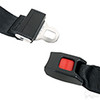 "Seatbelt Lap Belt 60"" Fully Extended"