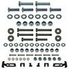 Club Car DS Thermoplastic RHOX Utility Box w/ Mounting Kit
