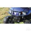 Yamaha Drive Front Black Powder Coat Steel RHOX Brush Guard