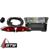 GTW LIGHT KIT, HALOGEN CC PRECEDENT W/FRONT HARNESS