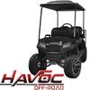 Black Havoc (DR) Front Cowl w/ Off-Road Fascia & Headlights