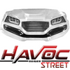 White Havoc (DR) Front Cowl w/ Street Fascia & Headlights
