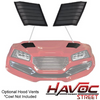 Havoc Series Hood Vents for Yamaha Drive