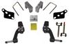 "Jake's 6"" Drop Spindle Lift Kit Club Car Precedent 04+ Golf Cart"