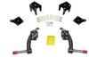 "Jake's 6"" Drop Spindle Lift Kit for EZGO Medalist/TXT Electric Golf Cart"
