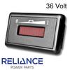 RELIANCE 36V DIGITAL CHARGE METER
