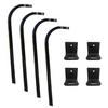 PREC G150 Extended Top Aluminum Struts & Brackets Kit