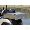 Club Car Precedent Heavy Duty Diamond Plate Aluminum Utility Box Kit
