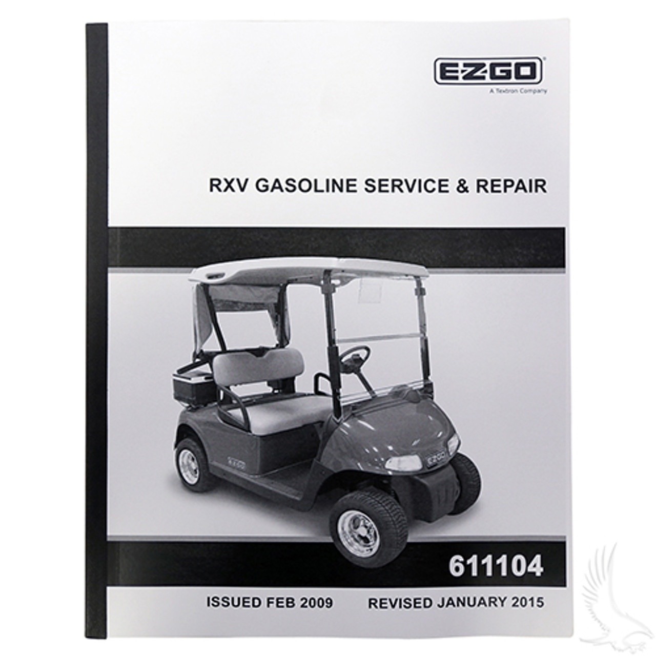 Turn Signal Kit For Ezgo Rxv Manual Guide