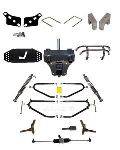 Golf Cart Lift Kits - Club Car Precedent Lift Kits - Wild