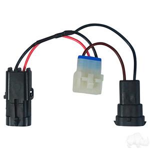 E-Z-Go RXV 2016+ RHOX LED Factory Light Kit w/ Plug & Play Harness on ez go harness, ez wiring horn, ez wiring headlight switch, ez wiring battery,