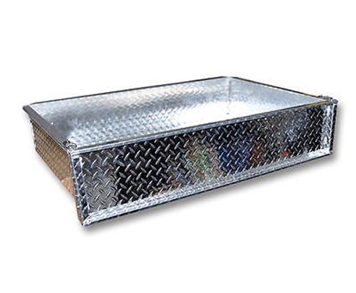 Madjax Aluminum Cargo Box for E-Z-GO RXV EZ GO Includes hardware to mount