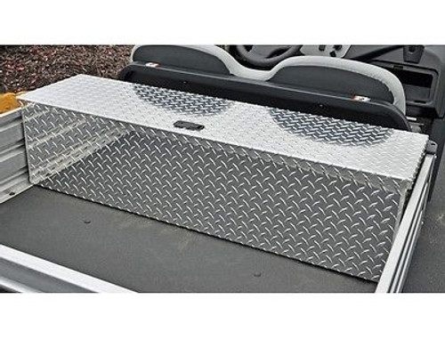 Club Car Golf Cart CarryAll 300 500 550 Locking Tool Box
