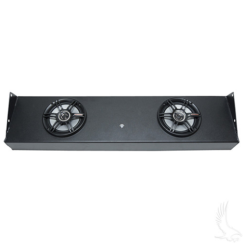 Yamaha Drive/Drive2 w/ Second Generation Top Overhead Audio Console with Bluetooth Amp and Speakers