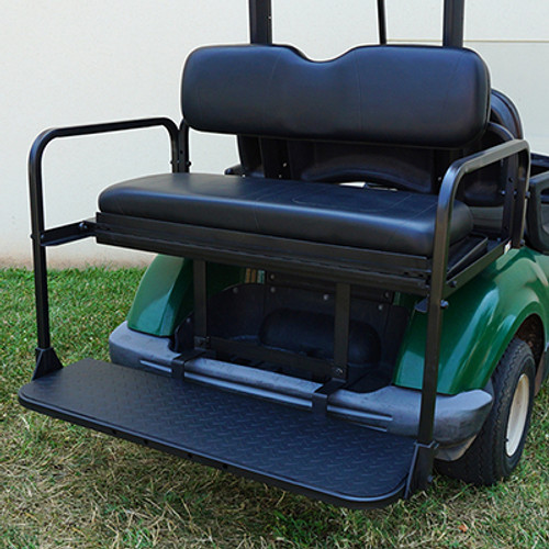RHOX Rhino Seat Kit, Black, Yamaha Drive