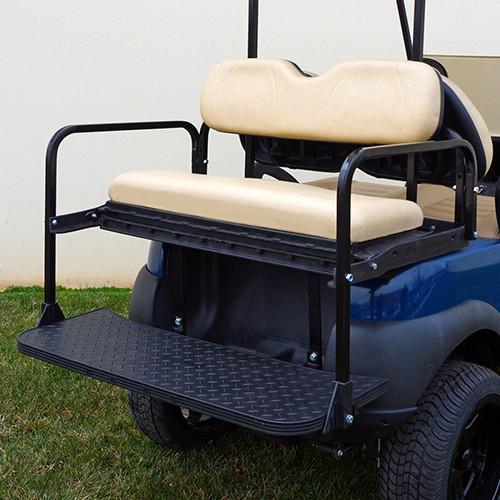 Club Car Precedent RHOX Rhino Aluminum Seat Kit, Beige
