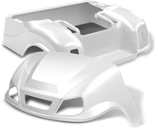 DoubleTake Titan Body Kit for EZGO TXT White Pearl