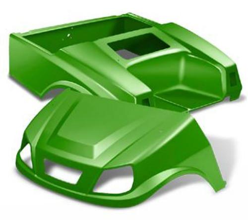 DoubleTake Titan Body Kit for EZGO TXT Metallic Lime
