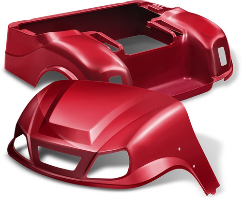 DoubleTake Titan Golf Cart Body Kit for EZ-GO TXT Ruby