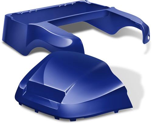 DoubleTake Club Car Precedent Body Kit Factory Style Blue