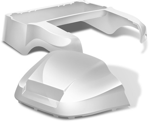 DoubleTake Club Car Precedent Body Kit Factory Style Pearl
