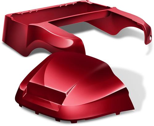 DoubleTake Club Car Precedent Body Kit Factory Style Ruby