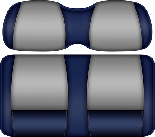 Doubletake FANatic Edition Front Seat Cushion Set Navy-Silver -  NFL DALLAS COWBOYS