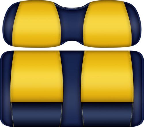 Doubletake FANatic Edition Front Seat Cushion Set Navy-Sun