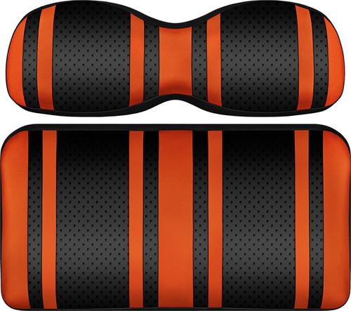 Doubletake Extreme X2 Front Seat Cushion Assembly Black-Orange