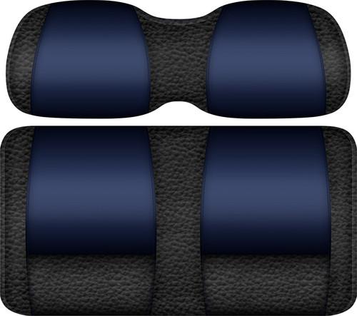 Double Take Veranda Edition Golf Cart Seat Black-Navy