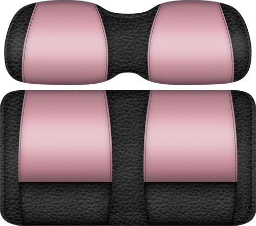 Double Take Veranda Edition Golf Cart Seat Black-Pink