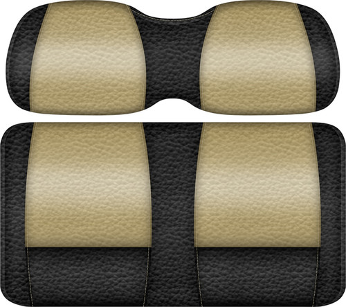 Double Take Veranda Edition Golf Cart Seat Black-Sand