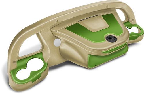 DoubleTake Sentry Dashboard Sand-Lime