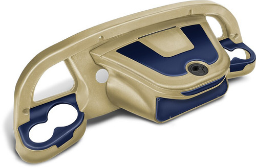 DoubleTake Sentry Dashboard Sand-Navy