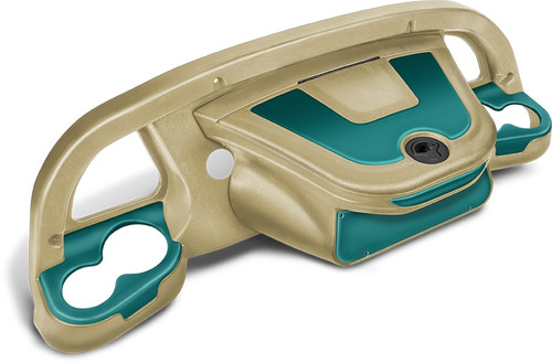 DoubleTake Sentry Dashboard Sand-Teal