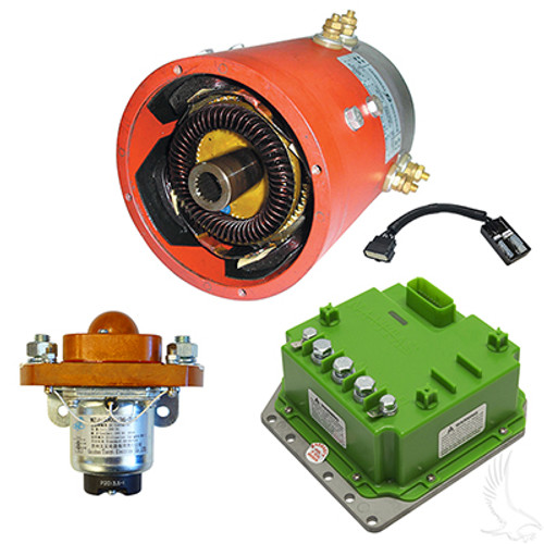 Navitas, E-Z-Go PDS Mild Hills Motor Controller Combo