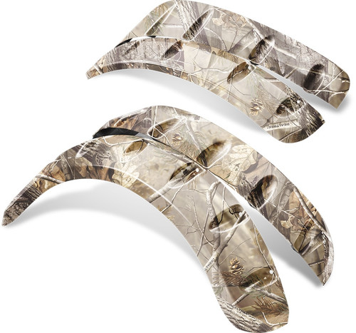 Doubletake Color Matched Fender Flares Realtree Camo