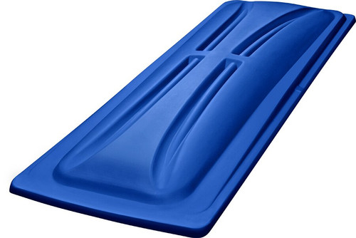 "DoubleTake 118"" Long Track Color Matched Top Blue"