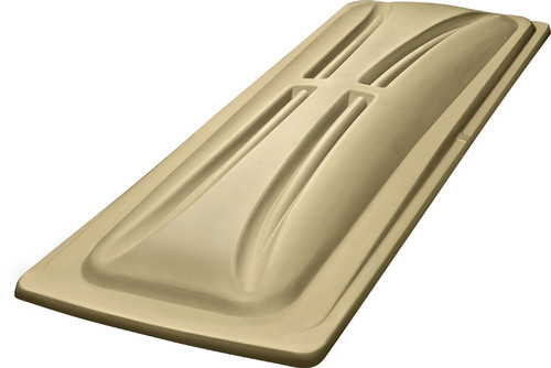 "DoubleTake 118"" Long Track Color Matched Top Sand"