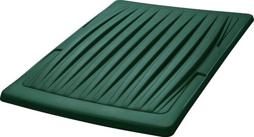 "DoubleTake 60"" Short Track Color Matched Top Green"
