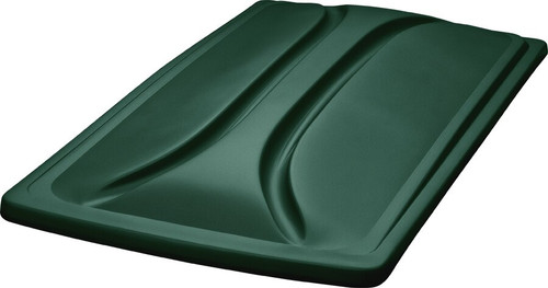"DoubleTake 80"" Long Track Color Matched Top Green"