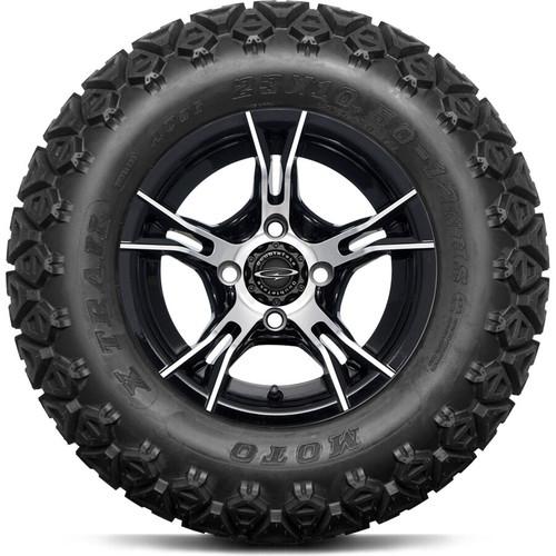 """DoubleTake 12"""" W60 MB All Terrain Tire"""