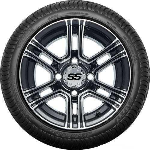 """DoubleTake 12"""" W60 MB Street Tire"""