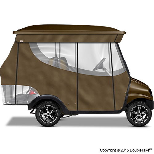 4 Passenger Enclosure Bronze
