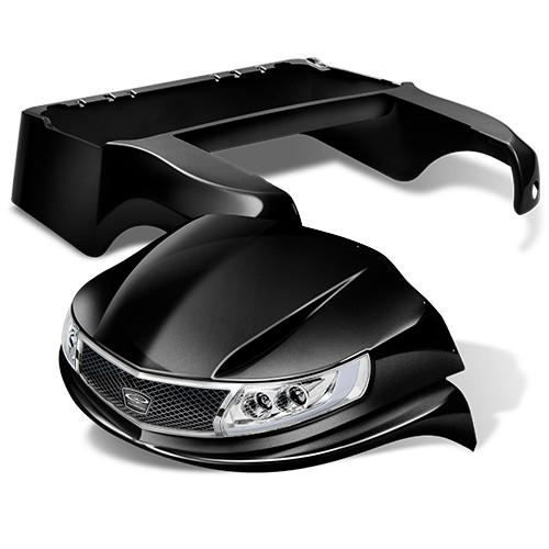DoubleTake Phoenix Golf Cart Body Kit Black