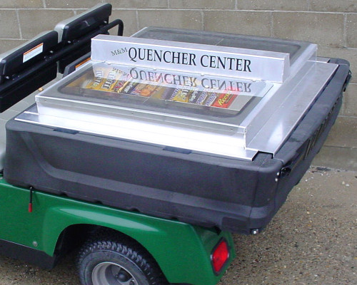 M&M Quencher Center For Yamaha UMAX