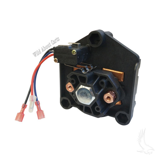 Heavy Duty Forward/Reverse Switch, Club Car DS 48V, Electric 96+ and 36V with Controller 90-94