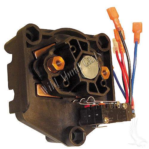 Forward/Reverse Switch (No Handle), Club Car PowerDrive 48V Electric 96+