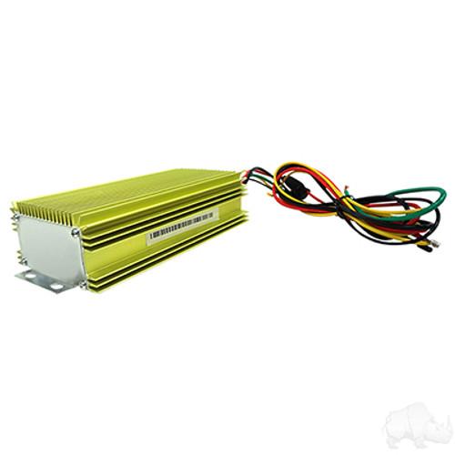 Golf Cart 26V-60V to 12V, 30 Amp Voltage Reducer